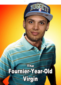 Fournier year old