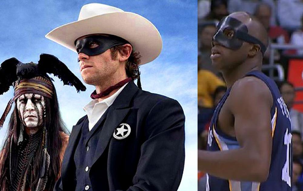 Quincy Pondexter Lone Ranger