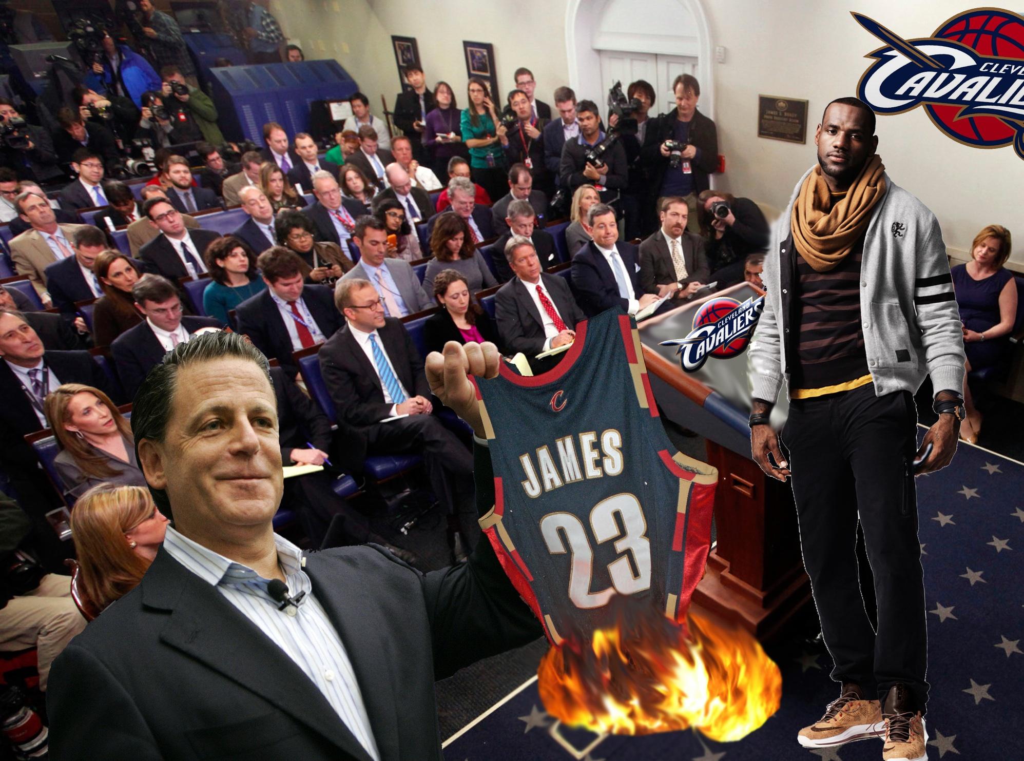 check out 5202c b450c LeBron James, 2014-15 Fantasy Basketball