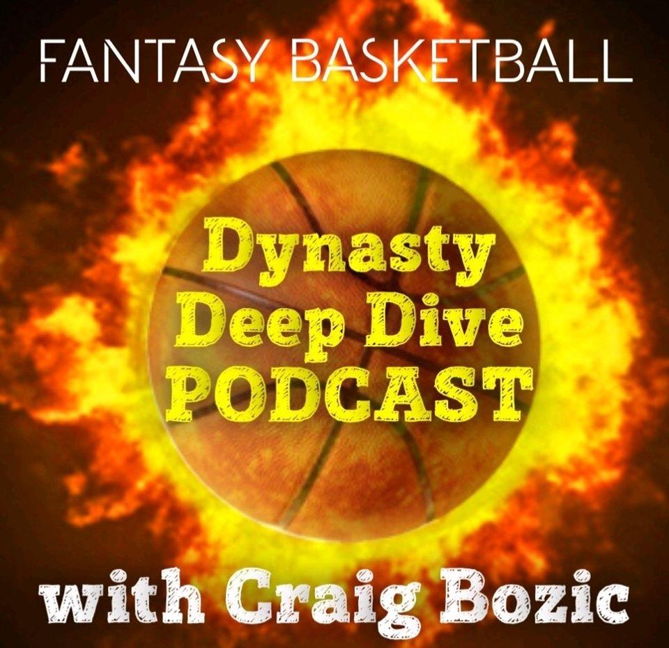 Rockets Vs Warriors 2018 Youtube: Dynasty Podcast, 2018 Fantasy Basketball